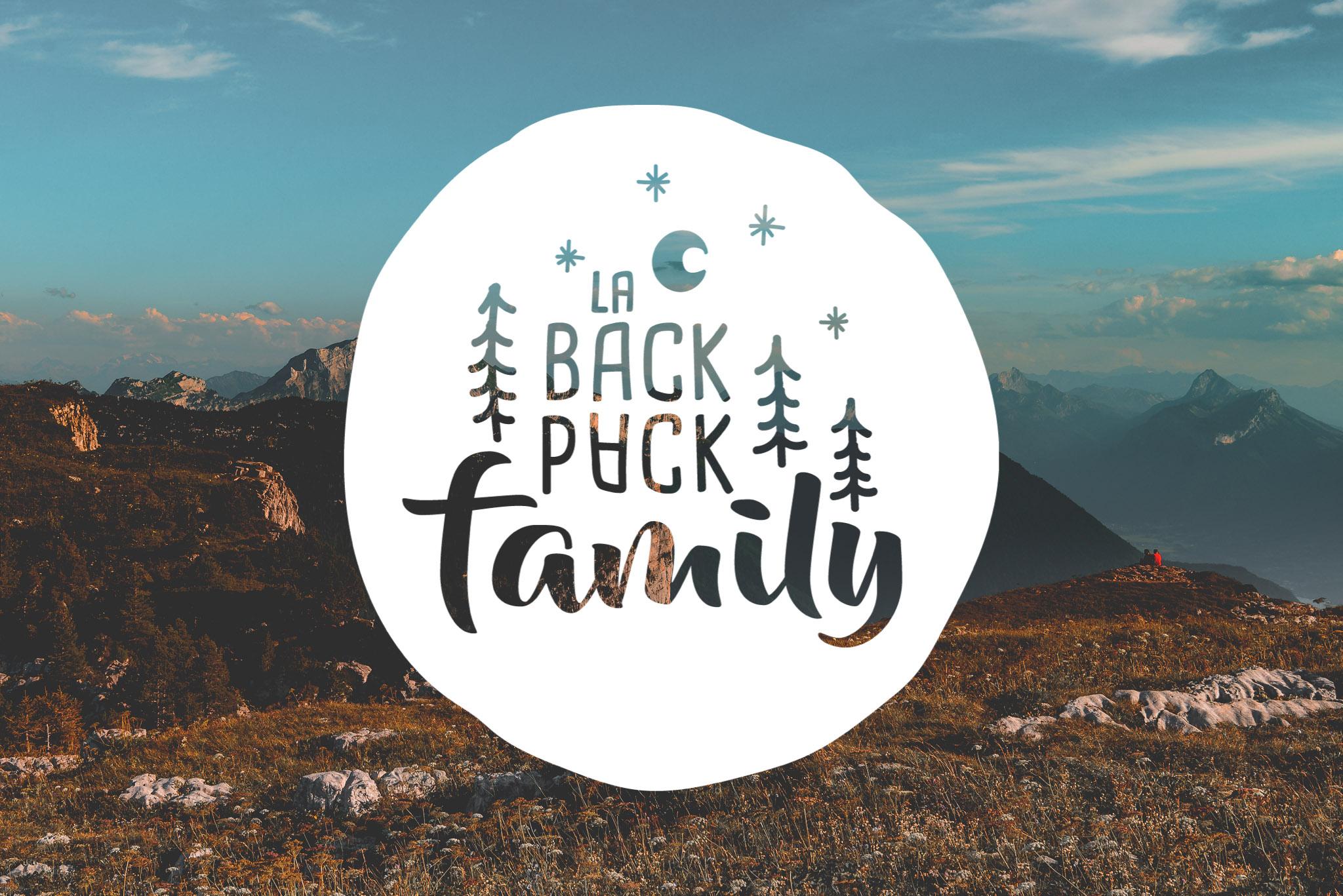 La Backpack Family-Blog de voyage-Un projet qui remue ….