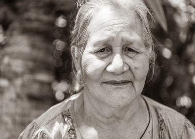 3. Portrait Mama Tahia