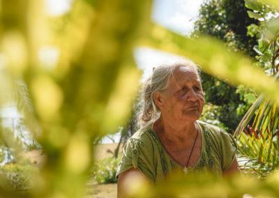 37. Mama Tahia et la nature