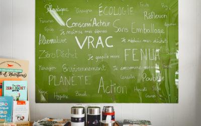 Eco-Vrac, le meilleur déchet est celui que l'on ne crée pas!