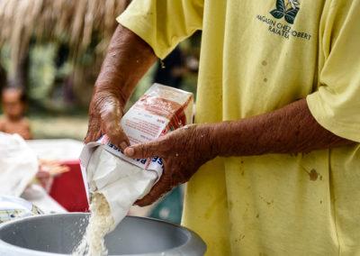21. Préparation du pain-coco_