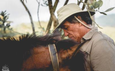 Sauvage chevauchée aux Marquises: série photographique