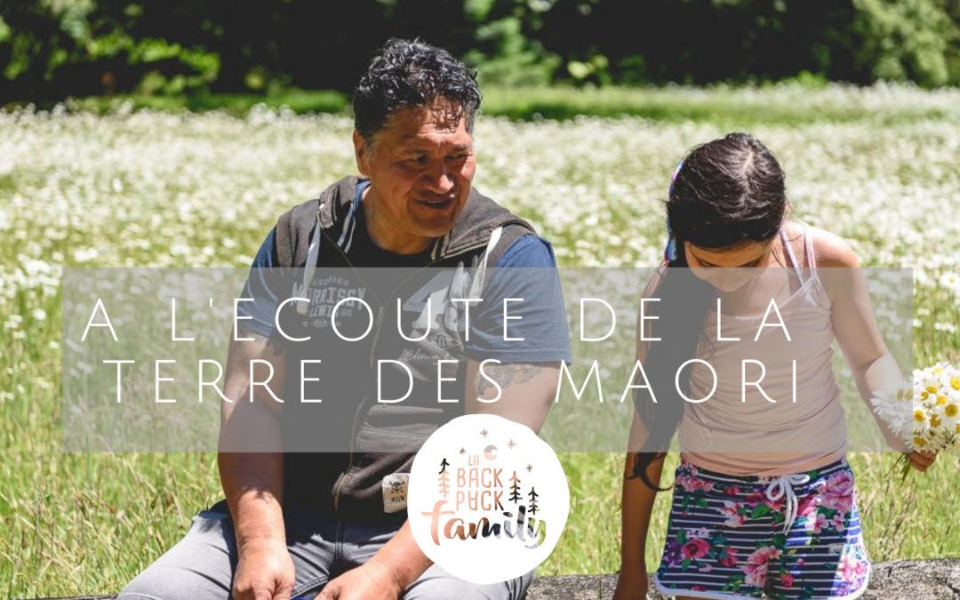 Rencontre avec un guérisseur Maori de Nouvelle Zélande