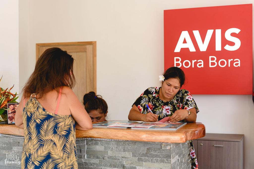 Bora Bora- AVIS-8